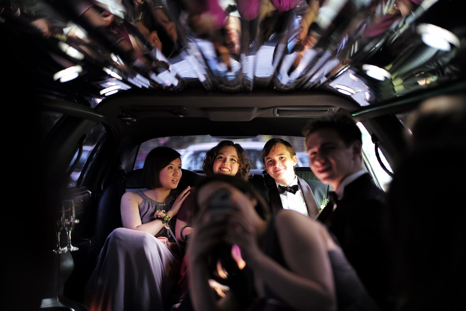 Limo party 13
