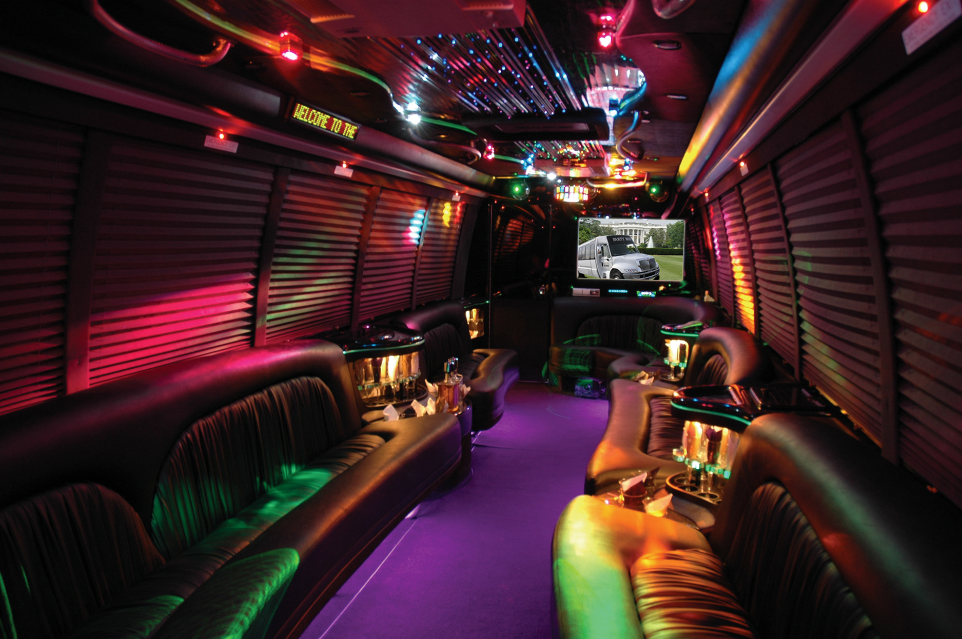 Party bus rental Philadelphia