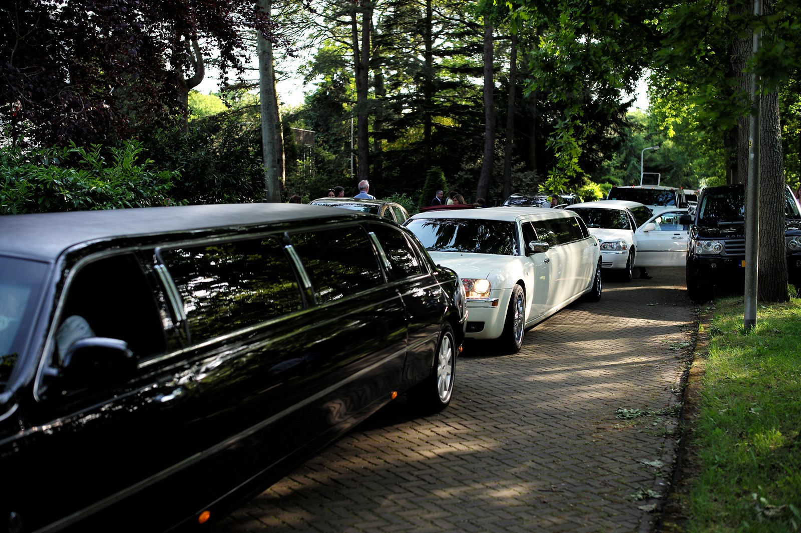 Rent a limo in Philly